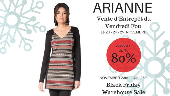 9433ba45d7 Arianne Pre-Christmas Warehouse Sale