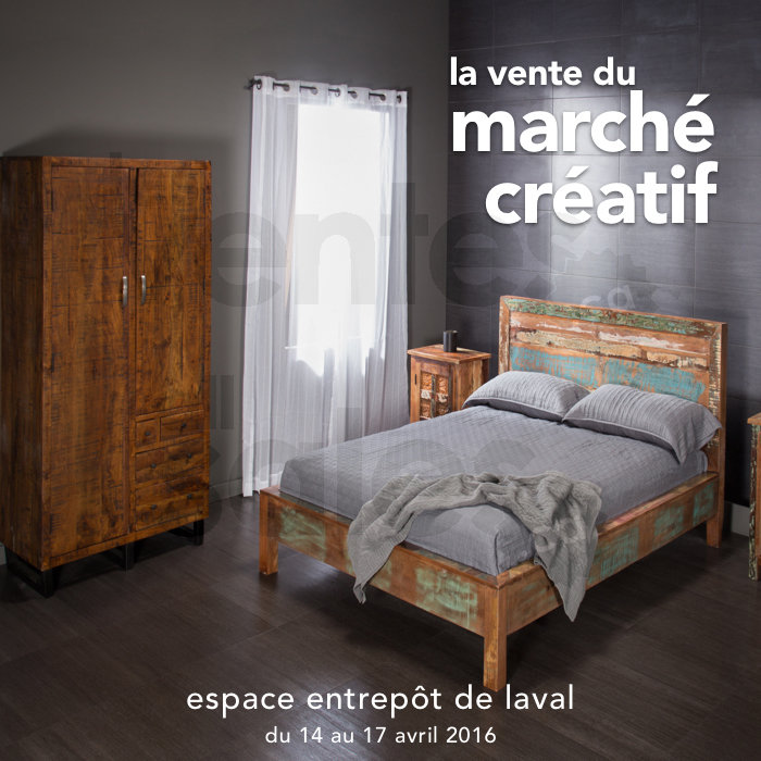 vente d 39 entrep t artemano laval. Black Bedroom Furniture Sets. Home Design Ideas