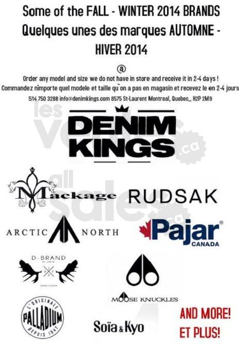 Coats Mackage Rudsak Arctic North Allsales Ca