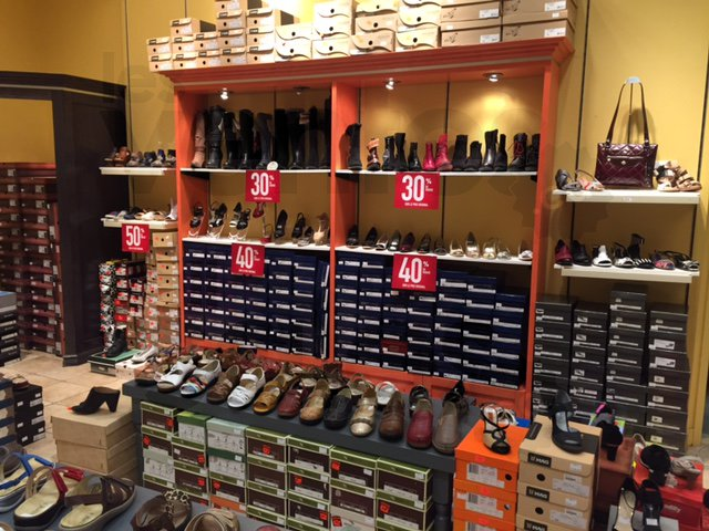 Brand name shoes at up to 60 off for Mega meuble montreal nord