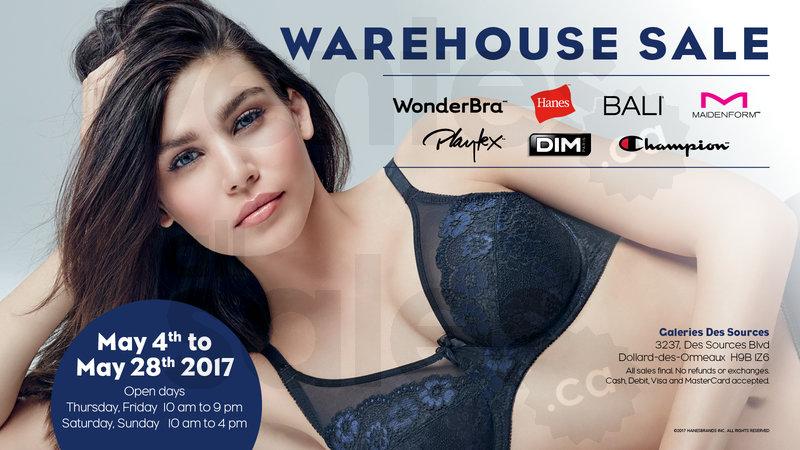 e7c8e1c682aec Warehouse Sale  Wonderbra