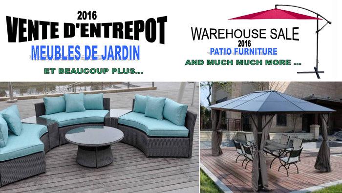 Patio Furniture Outdoor Decor Mega Sale