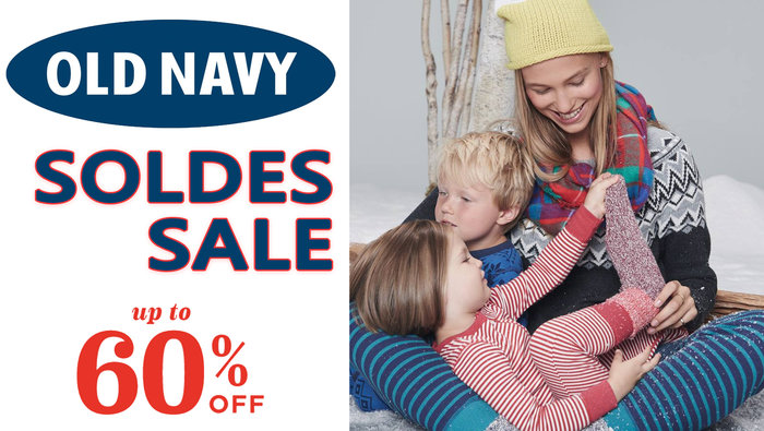 Huge liquidation Old Navy up to -60%+ | allsales.ca