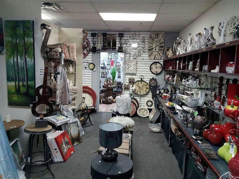 home decor sample sale liquidation