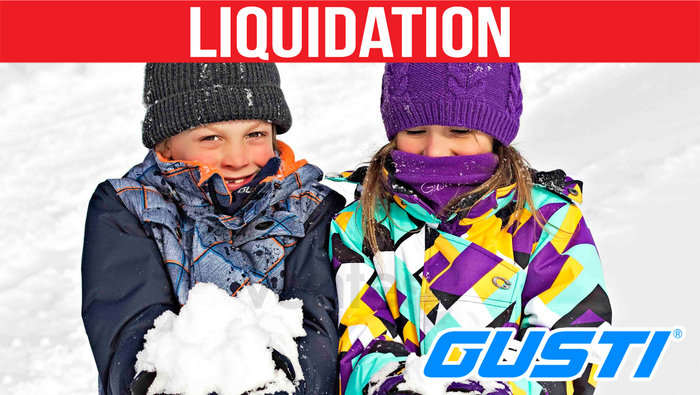 Liquidation gusti kids snowsuits for Entrepot liquidation