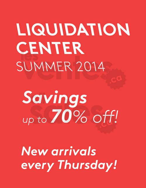 Mobilia liquidation center up to 70 off for Centre de liquidation meuble