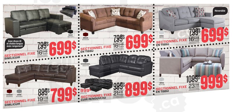 Surplus rd furniture clearance for Club piscine st jerome liquidation